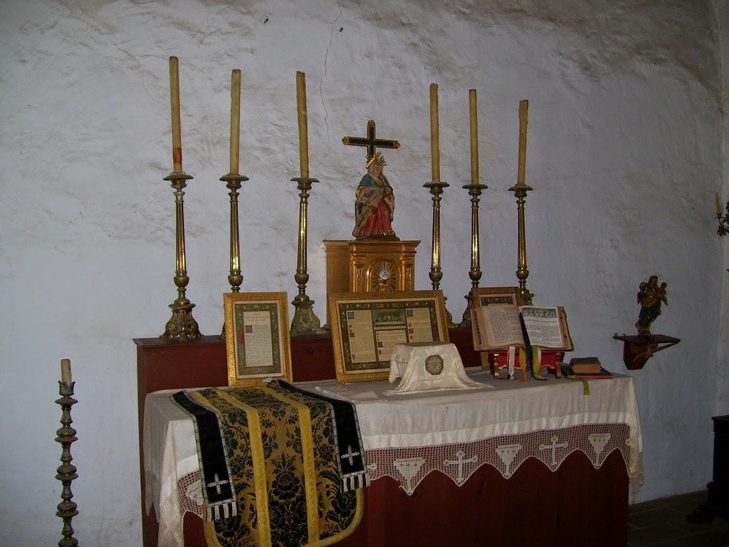 Casa de Estudillo Chapel