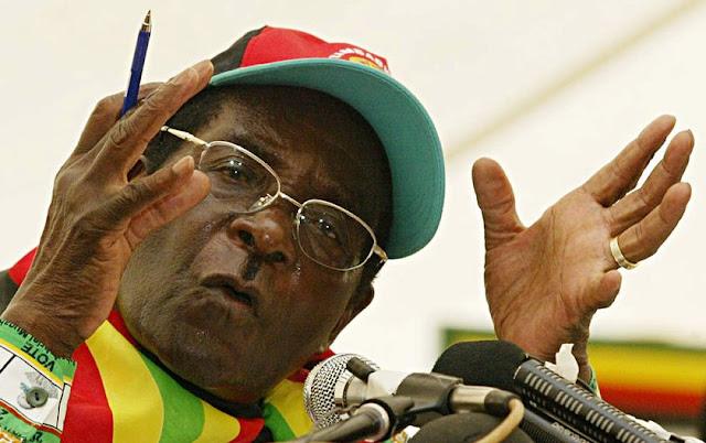 Zimbabwe President Robert Mugabe Vows to Behead Gays