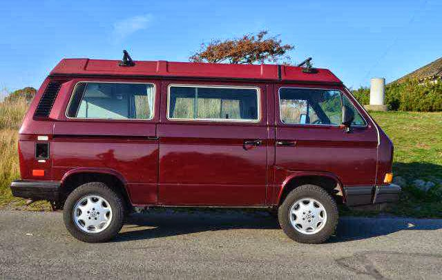 1991 syncro westfalia for sale buy classic volks. Black Bedroom Furniture Sets. Home Design Ideas