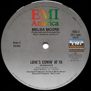 Melba Moore Loves Comin At Ya
