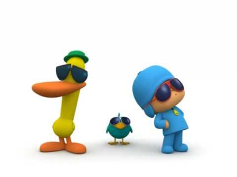 Ver dibujos animados gratis pocoyo 2x06 mister pato for Aeiou el jardin de clarilu