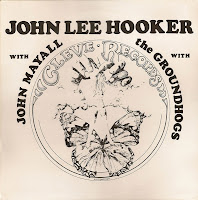 John Lee Hooker - With John Mayall & The Groundhogs