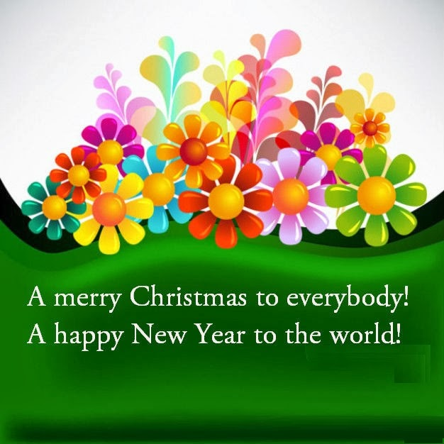 happy new year and christmas wallpaper free download