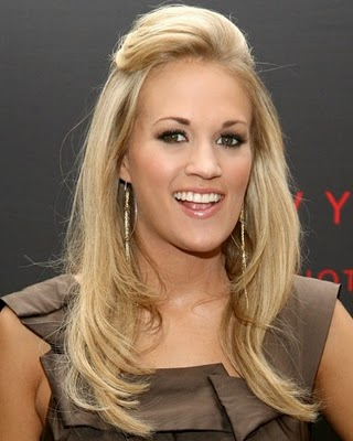 Blonde Hairstyles 2012