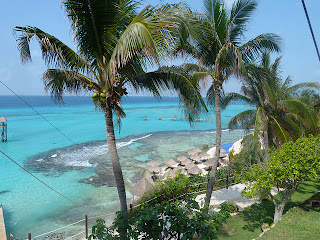 Garrafon Park Isla Mujeres