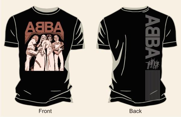 abba-poster_vector