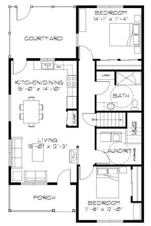 Home Design Minimalist on House Plans Design