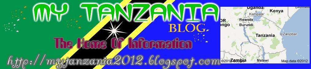 MY TANZANIA
