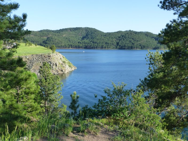 Gonebyrv visiting deadwood sd for Pactola lake cabins