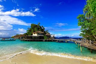 Resort di Pulau Misool