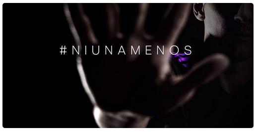 #NiUnaMenos:Basta de violencia de género y femicidios