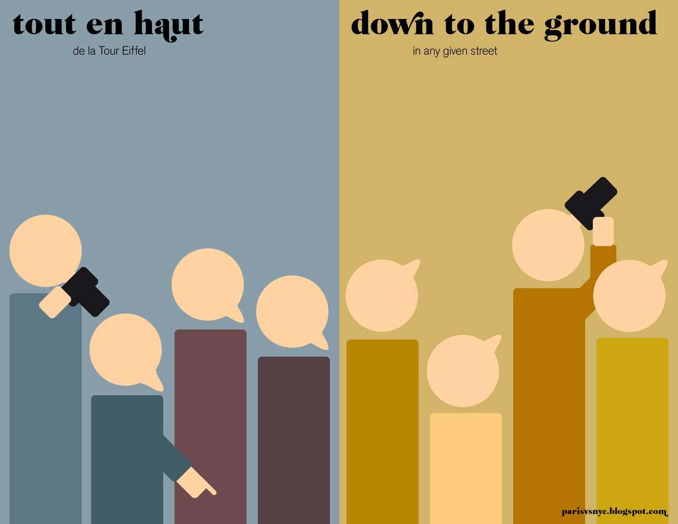 Doctor Ojiplático. Paris vs NewYork. Vahram Muratyan