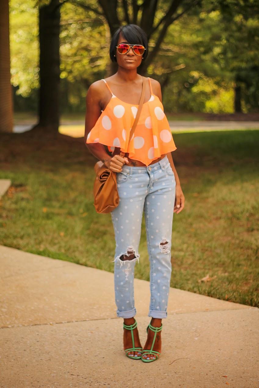 The Daileigh: Orange Crush