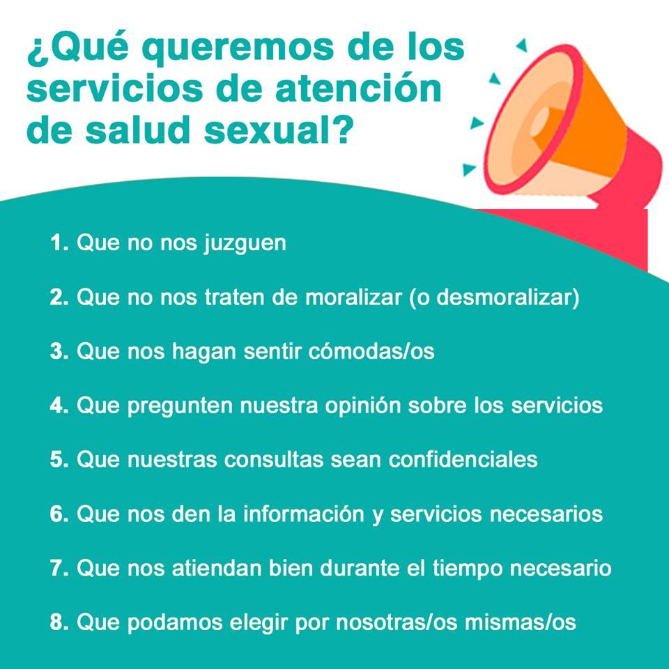 ATENCIÓN A LA SEXUALIDAD
