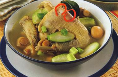 Sup Ayam Belimbing Wuluh