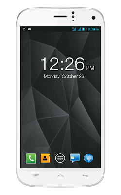 Micromax Canvas Turbo White