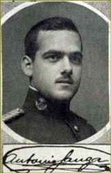 Teniente Antonio Ganga Tremiño