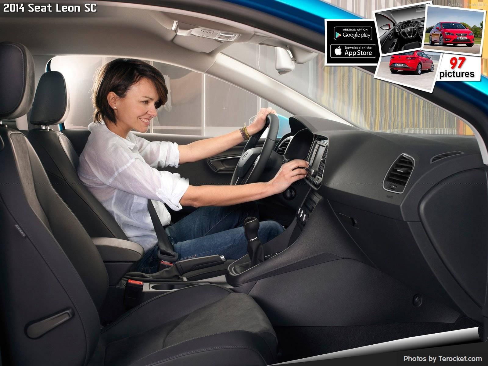 Hình ảnh xe ô tô Seat Leon SC 2014 & nội ngoại thất