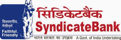 Syndicate Bank Naukri