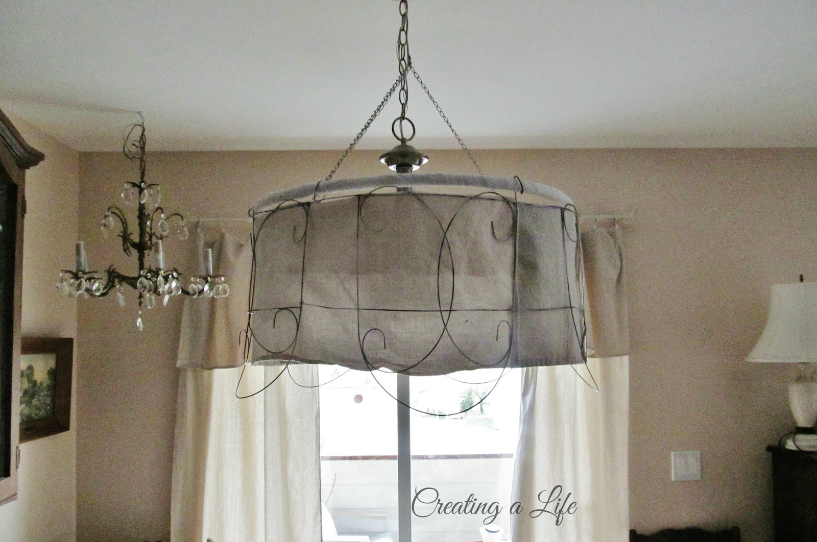Rustic Farmhouse Style Pendant Light Shades