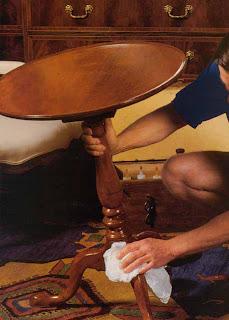 mengatasi & mencegah jamur pada furniture