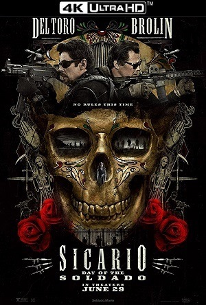 Sicário 2 - Dia do Soldado 4K Filmes Torrent Download capa