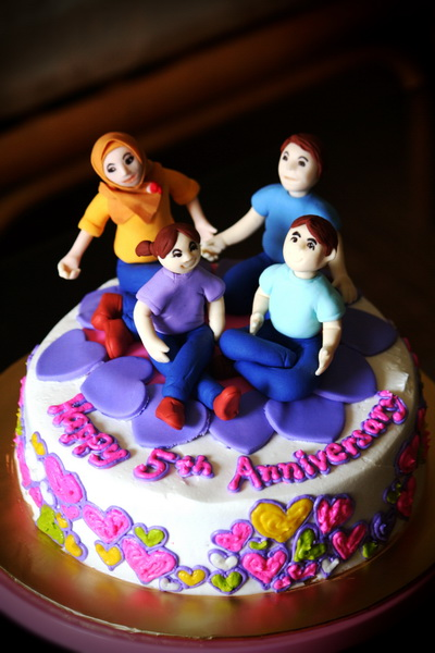 Rizq cakes th anniversary