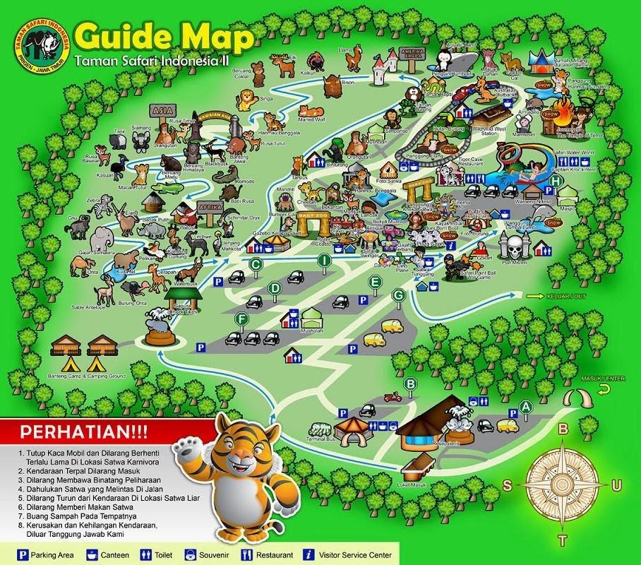 Taman Safari 2 Prigen Jawa Timur