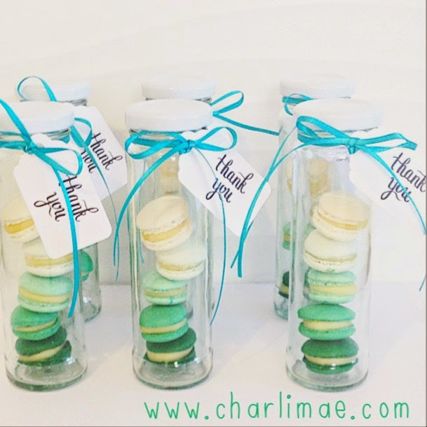 Charli Mae Thank You Gifts Wedding Jars