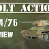 Review: Bolt Action Plastic T-34/76