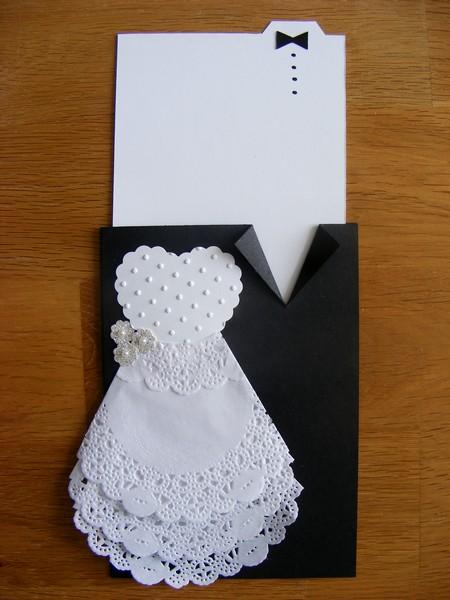 scrap avec moi un faire part de mariage. Black Bedroom Furniture Sets. Home Design Ideas