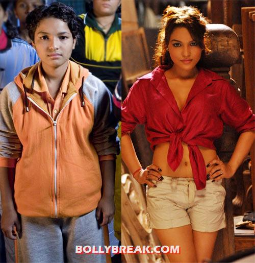 , Chak De Girls - Then & Now