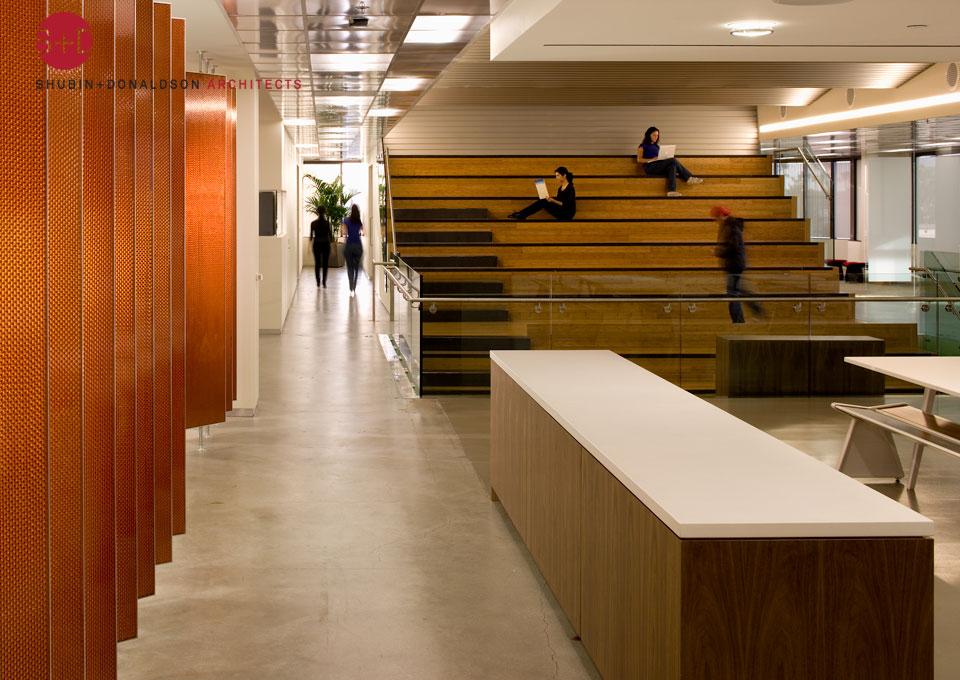 Imagine These Office Interior Design Saatchi Saatchi Los Angeles Shubin Donaldson