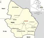 Maysan Map