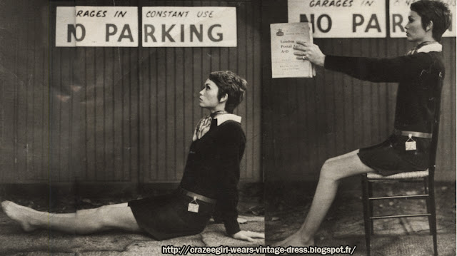 Gym... Up ! 1967 60s 1960 mod