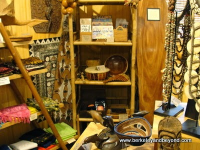 Havaiki Oceanic and Tribal Art shop in Hanalei, Kauai, Hawaii
