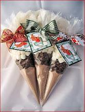 Stocking Stuffers - Cocoa Cones