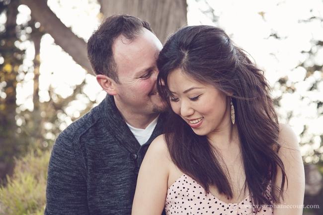 """San Francisco engagement photos"""