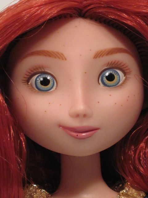 Disney-Merida-Doll-Face