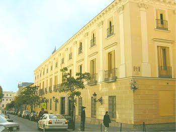 PALACIO DE FERNAN NUÑEZ