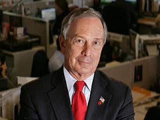 Michael bloomberg, millonario despedido
