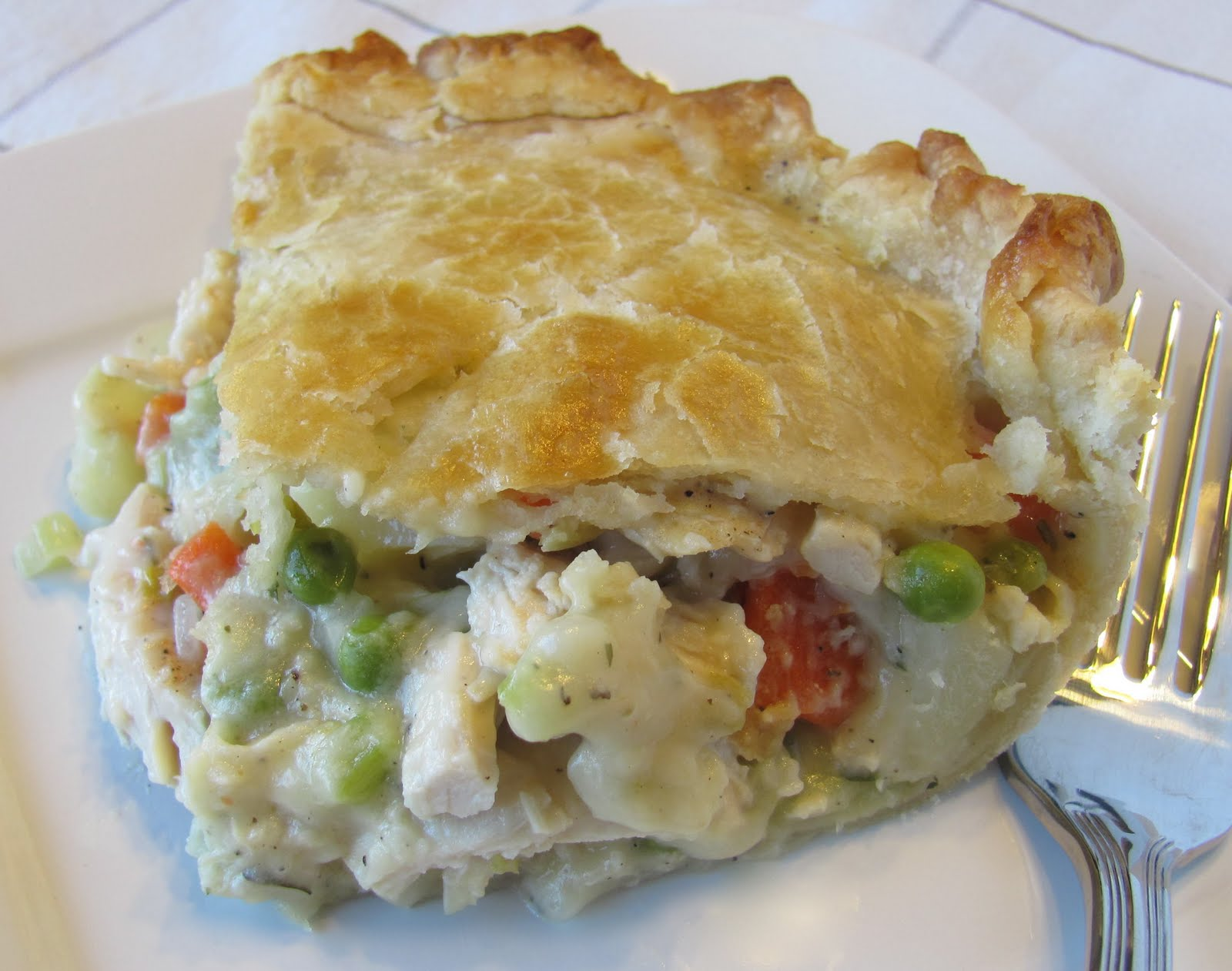 Sprinkle Some Sunshine!: chicken pot pie party!