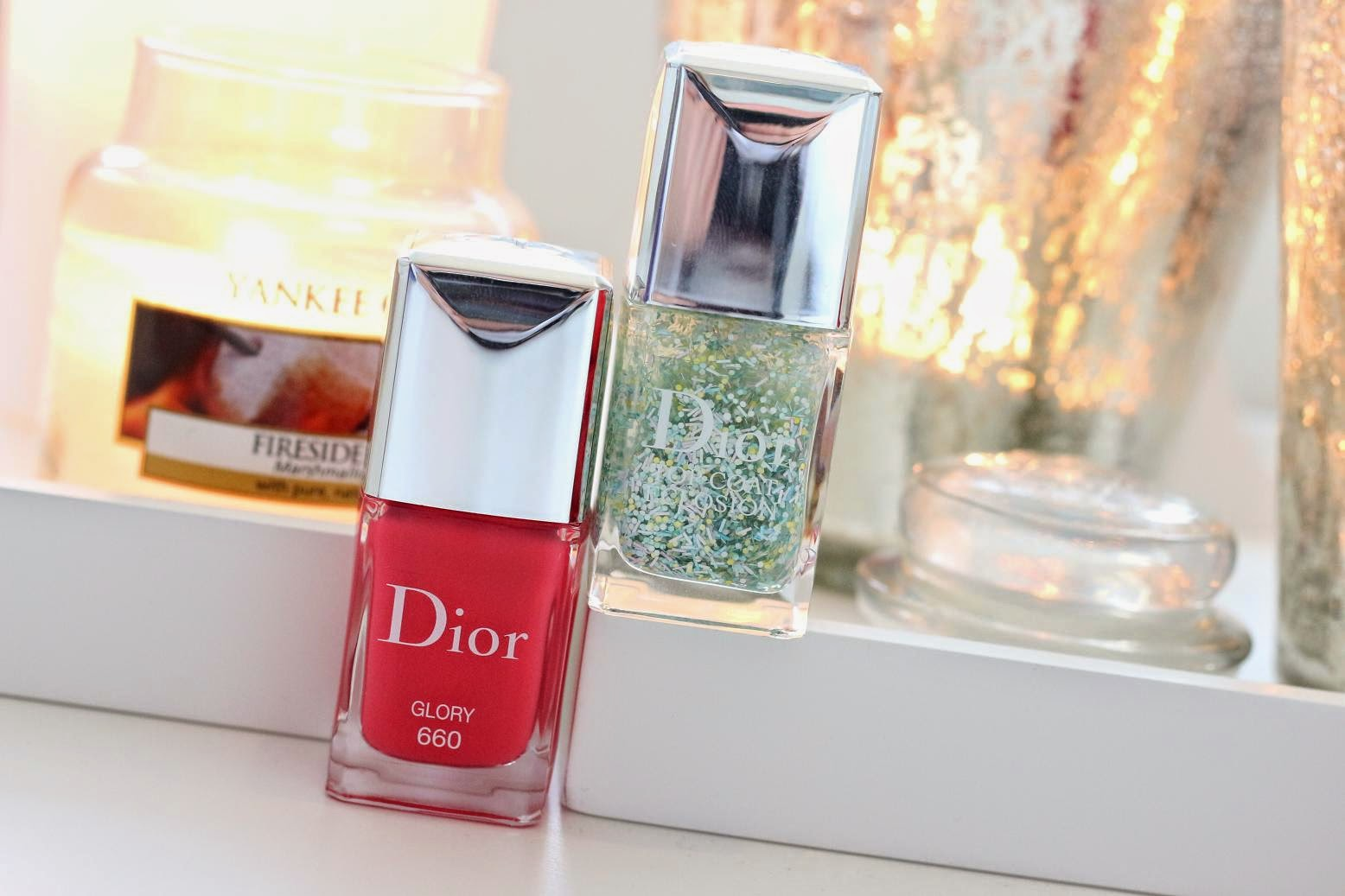 Dior Vernis Eclosion & Glory