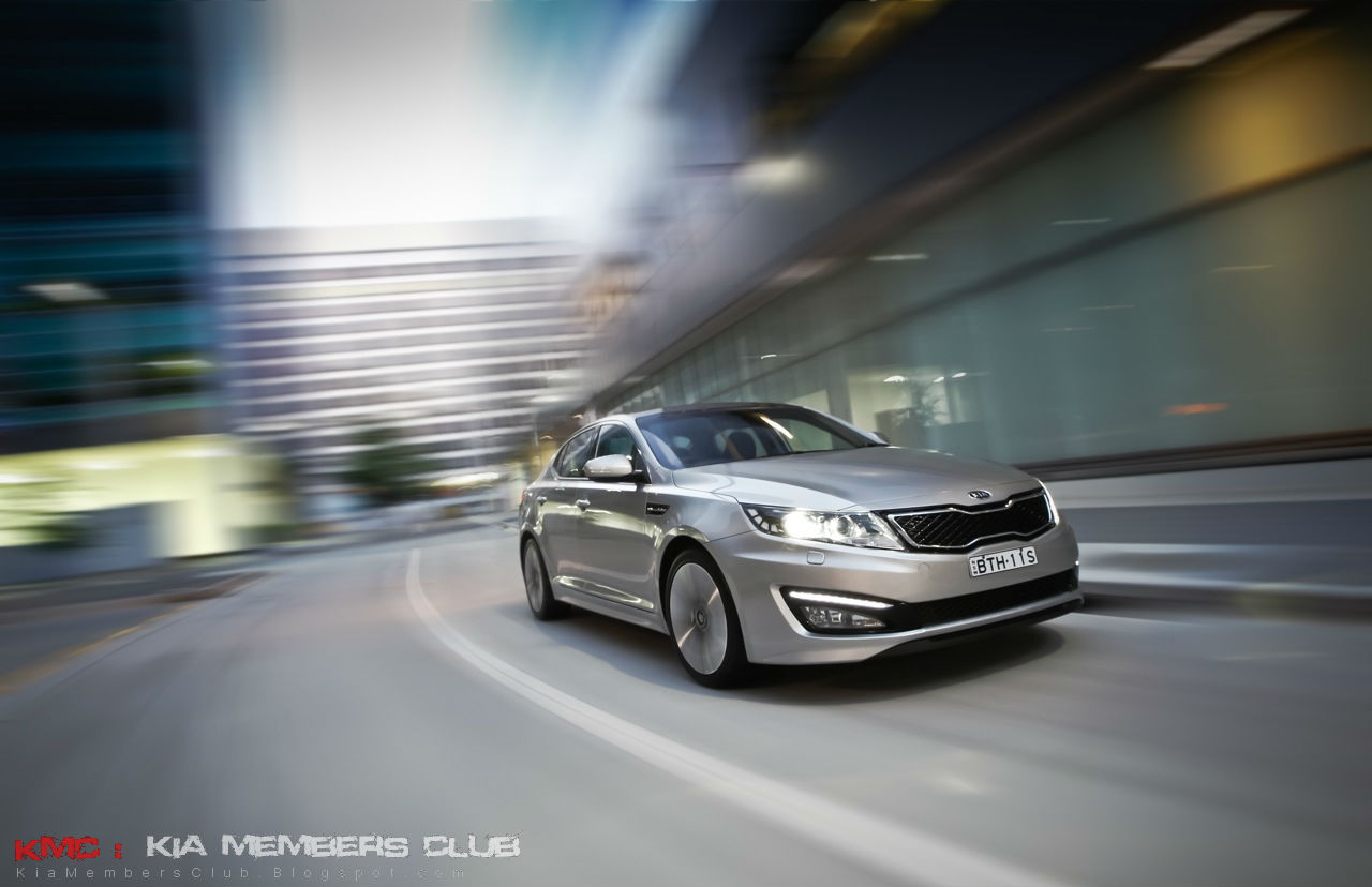 Wallpapers del KIA OPTIMA
