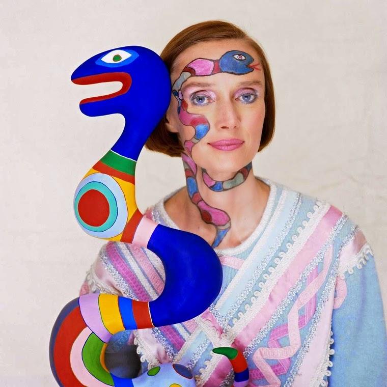 Biografi Niki de Saint Phalle