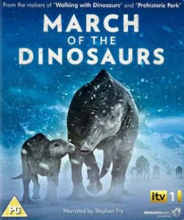 Watch March of the Dinosaurs 2011 BRRip Hollywood Movie Online | March of the Dinosaurs 2011 Hollywood Movie Poster