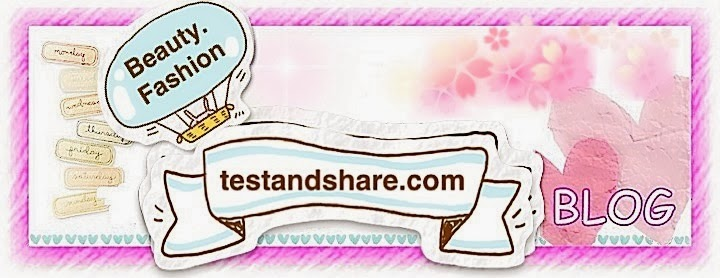 Test and  Share blog