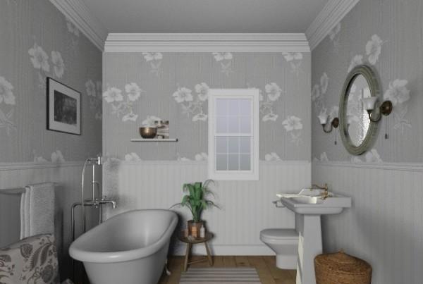 Bathroom Design: Bathtubs With Additional Drawers