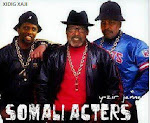 SOMALI ACTORS LPP TEAM (black-head Somali sheep)