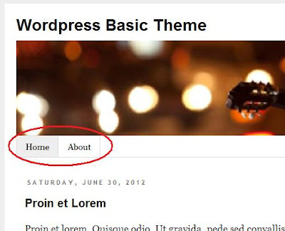 how to set another page as home page wordpress